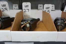 BENZ AXIAL LIVE TOOL, MODEL 114DA10441S4-Z (USED WITH HAAS)