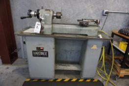 HARDINGE LATHE MODEL DV-59, 1 HP, 220 V, 3 PHASE