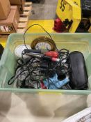 SOLDERING SUPPLY TOTE