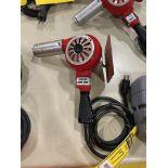 MASTER HEAT GUN, MODEL HG-501A, 500-750 DEGREE F