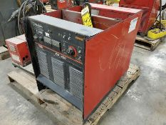 LINCOLN IDEALARC CV-400 CV-DC ARC WELDER (PARTS UNIT)
