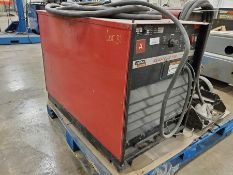 LINCOLN DC-1000 CV-CC DC ARC WELDER