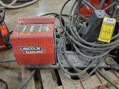 (3) LINCOLN WIRE FEEDERS
