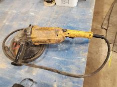 DEWALT ELECTRIC RIGHT ANGLE GRINDER