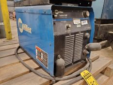 MILLER INVISION 456P DC INVERTER ARC WELDER