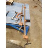 BAR & C-CLAMPS