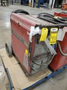 LINCOLN POWERMIG 255 WELDER