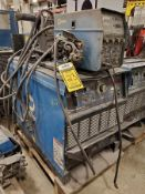 MILLER DELTAWELD 452 CV-DC WELDERS WITH MILLER WIRE FEED