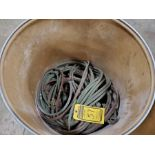 CONTAINER OF WELDING HOSE AND TORCH HEADS
