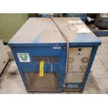 VAN AIR REFRIGERATED AIR DRYER, MODEL RA-250, 250 SCFM @ 100 PSIG, 1.5 HP,