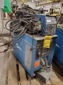 MILLER CP-300 CV-DC ARC WELDER WITH 60 SERIES 24V WIRE FEED