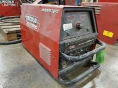 (2) LINCOLN INVERTEC V350 PRO CV-CC WELDER
