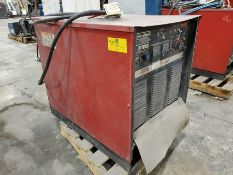LINCOLN IDEALARC CV-400 CV-DC ARC WELDER