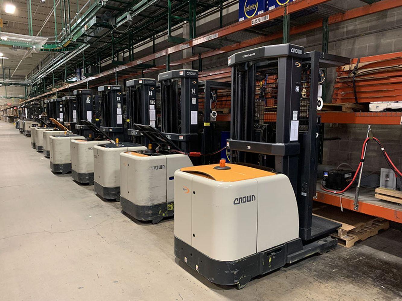 GNC - 250,000 SF Distribution Center
