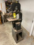 DAYTON BAND SAW, 4-SPEED, 14'' MODEL 3Z981 (OUT OF SERVICE)