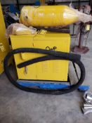 CUT WELD PRODUCT FLUX RECOVERY SYSTEM (NEW)