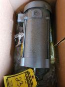 BALDOR MOTOR; 3/4-HP, 56C FRAME, 2,500 RPM