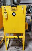 CUT WELD PRODUCT FLUX OVEN TYPE 200L, FLUX CAPACITY 150 KG, HEATING ELEMENT 3, 3-KW, 110-VOLTS (