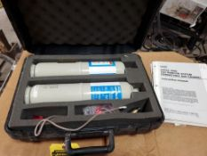 MSA GAS MONITOR SYSTEM COMBUSTIBLE GAS CHANNEL; SERIES 5000, MODEL 5100