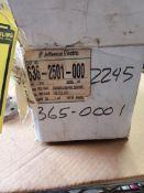 JEFFERSON ELECTRIC TRANSFORMER; CAT# 636-2501-000, VA-750, 50/60 HZ, PRI, 240/480 VOLTS, 230/46,