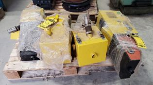 (4) CWP CUT WELD PRODUCTS FLEX HOPPER FOR A FLUX RECOVERY SYSTEM