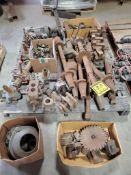 SKID OF ASSORTED MACHINE TOOLING
