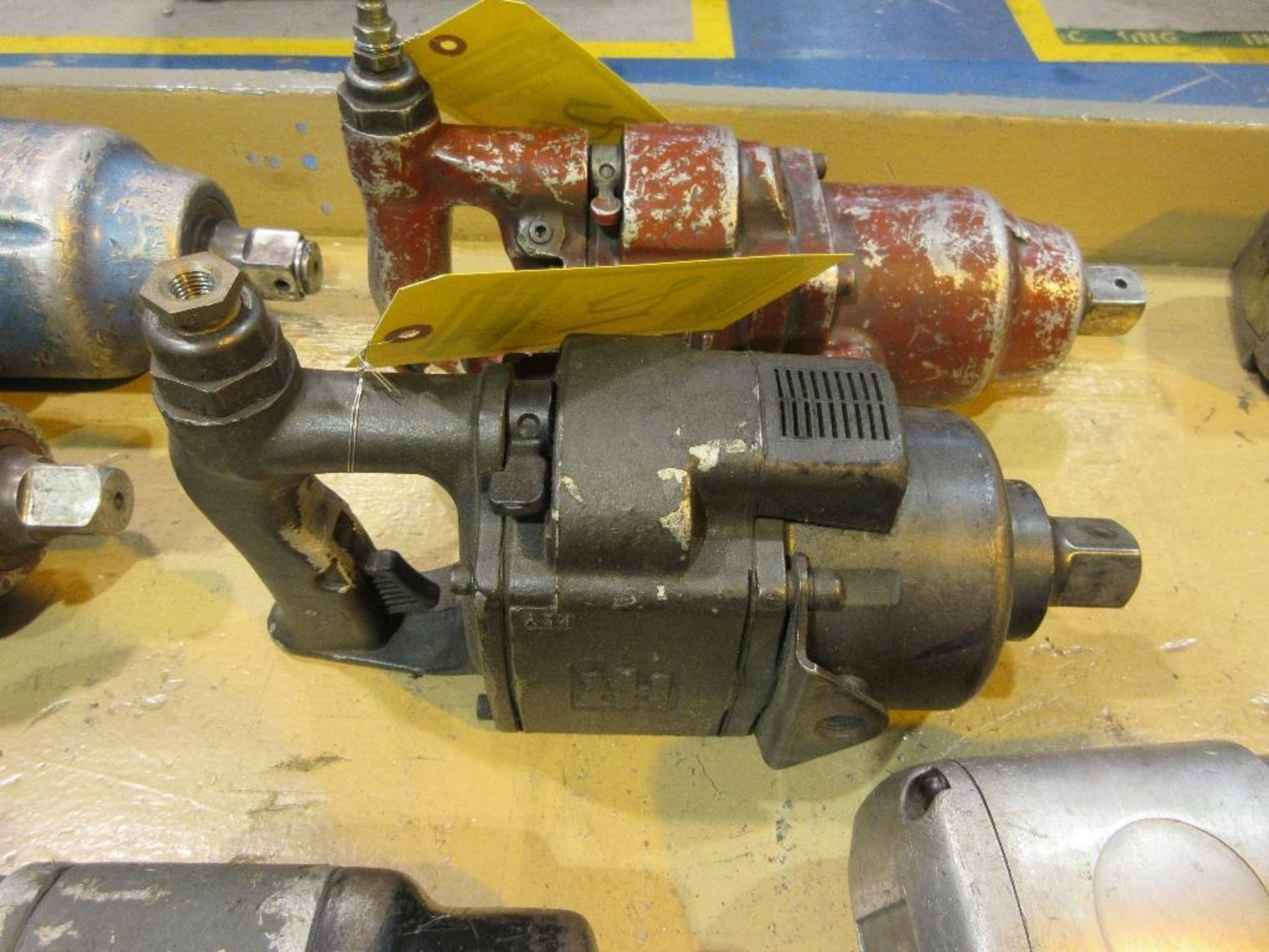 INGERSOLL RAND 1 IN. PNEUMATIC IMPACT WRENCH