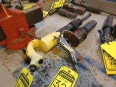 (2) PNEUMATIC HAMMERS; INGERSOLL RAND W3 AND INGERSOLL RAND 300