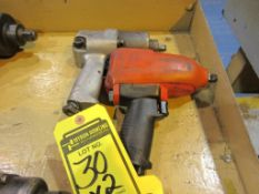 (2) 1/2 IN. PNEUMATIC IMPACT WRENCHES