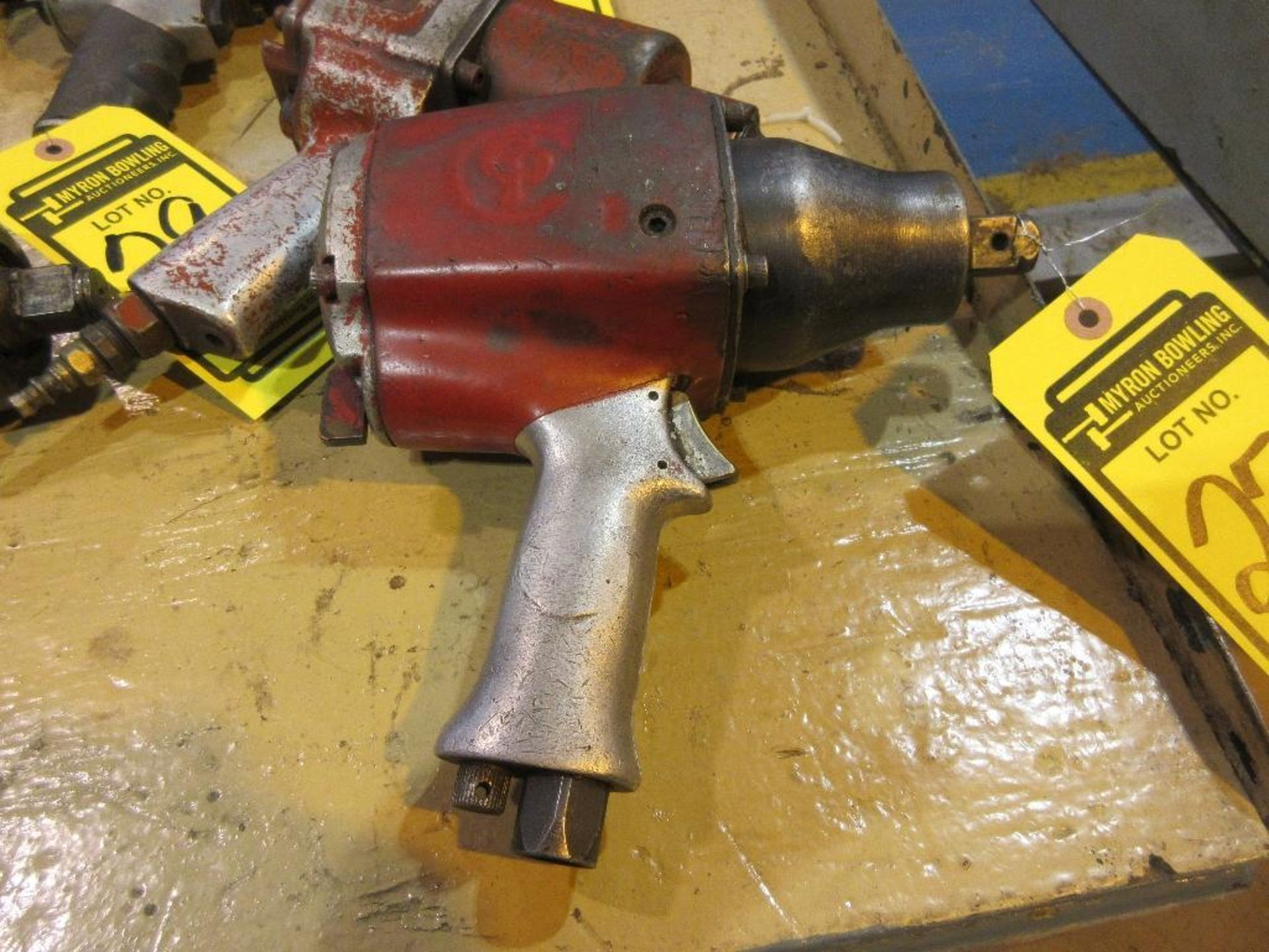 CP 3/4 IN. PNEUMATIC IMPACT WRENCH