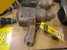 CP 1 IN. PNEUMATIC IMPACT WRENCH
