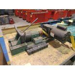 OLSON MODEL 50 POWER FLARE, 1/3 HP, 115 V., FLARING DIES