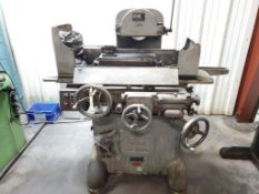 COVEL SURFACE GRINDER, STYLE 20, S/N 20/411