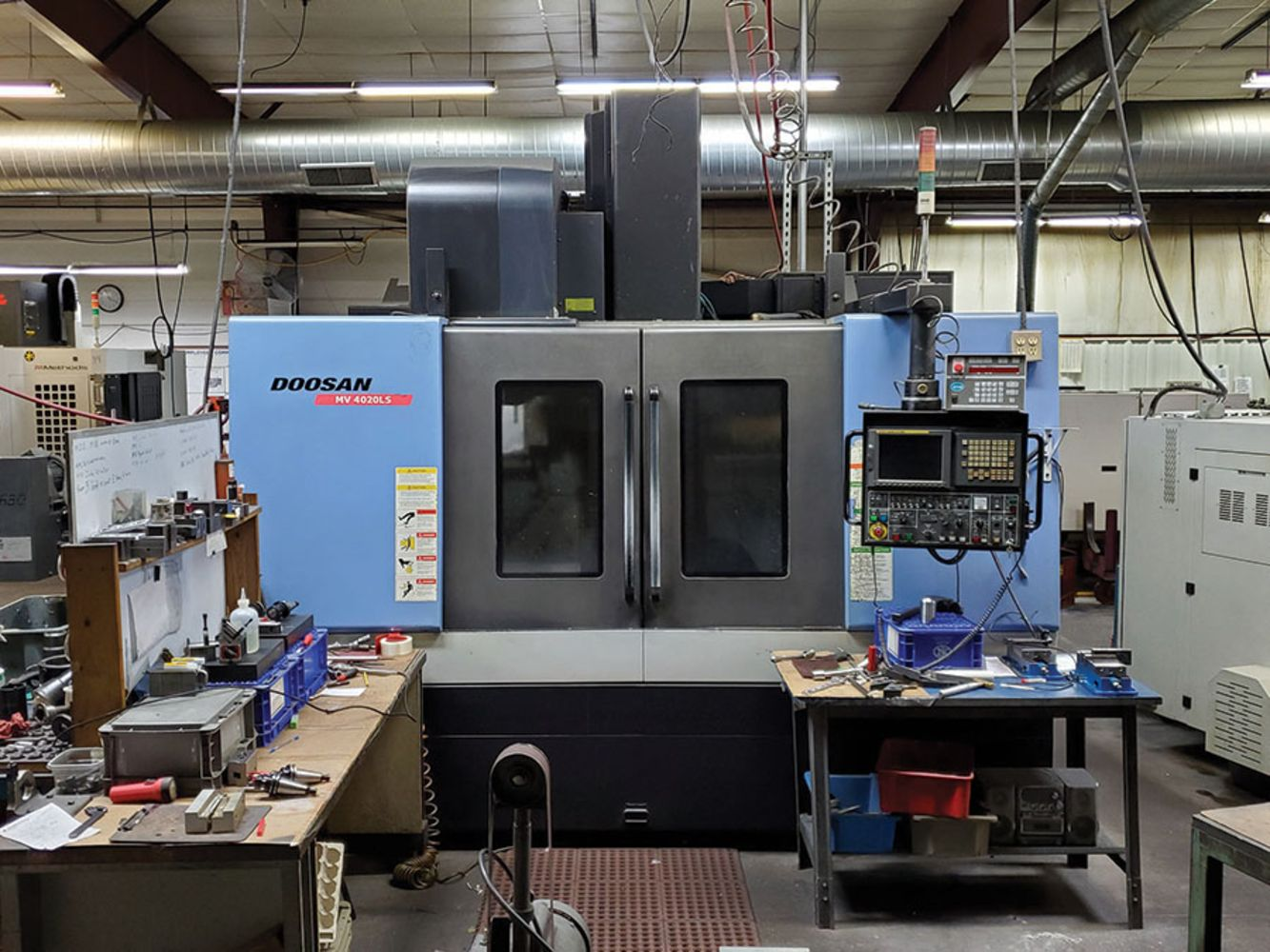 VECTOR - (16) CNC Machines, (9) Automatic Screw Machines, Toolroom Equipment