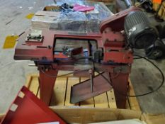 CENTRAL MACHINERY HORIZONTAL/VERTICAL BAND SAW, 1 HP, 120V, S/N 4812-35845-21261