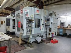 HAAS MDC-500 CNC MILL DRILL CENTER