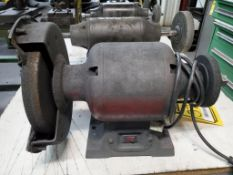 6'' DOUBLE END BENCH GRINDER