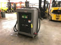 ENERSYS EXPRESS MULTI-VOLT INDUSTRIAL BATTERY CHARGER, MODEL TWINMAX 20, OUTPUT 12-80 VDC @ 20KW,