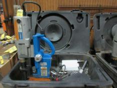 HOUGEN HMD917 MAG DRILL, 115 V., 12.5 AMP