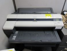 CANON PLOTTER IMAGEPROGRAF, MODEL IPF610, WITH PAPER