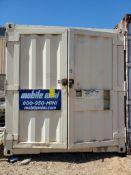 CONEX BOX 8' 6'' X 40'
