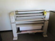 XEROX PLOTTER, MODEL 3001, S/N 18012
