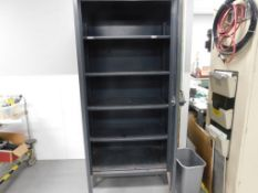 STRONG HOLD CABINET, 72''T X 36''W X 20''D