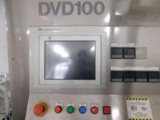 2002 TAM DVD100 SEAM SEALER, S/N 45, 480 V., 3-PH