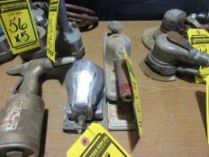 (2) PNEUMATIC SPEED SANDERS