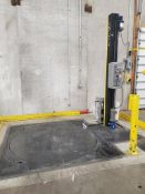 2013 ARPAC STRETCH WRAPPER MACHINE; MODEL PRO-6027-L, S/N 1325, 6,000 LB. CAPACITY, 1-PHASE ***