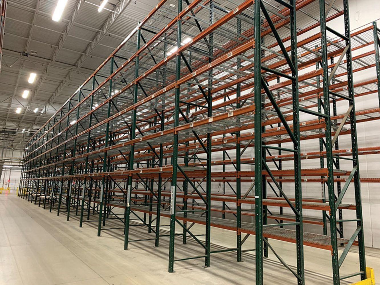 CRAFT SUPPLY DISTRIBUTION CENTER #1 - 400,000 SF Distribution Center - Pallet Racking, Material Handling, Balers & Packaging