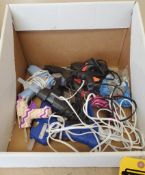 LOT OF ASSORTED GLUE GUNS ***LOCATED AT 12850 DARICE PARKWAY, STRONGSVILLE, OH***