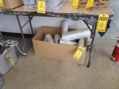 (2) FOLDING TABLES ***LOCATED AT 12850 DARICE PARKWAY, STRONGSVILLE, OH***