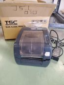 UNITED LABEL MAKER TSC; MODEL TTP-245 PLUS, S/N T458170209 ***LOCATED AT 12850 DARICE PARKWAY,